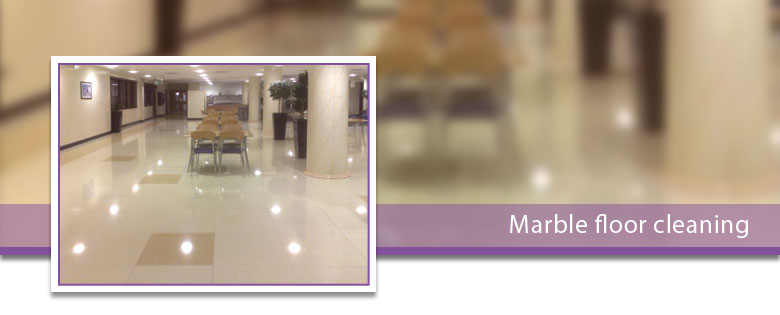 K Creed Professional Cleaners - Marble Floor Cleaning, Leicester